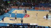 比赛结束!北京首钢主场15分落败广东 最后时刻几乎放弃抵抗!