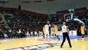 CBA季前赛,首钢vs广厦,林书豪31分钟40分3助攻6篮板,高效率无压力!