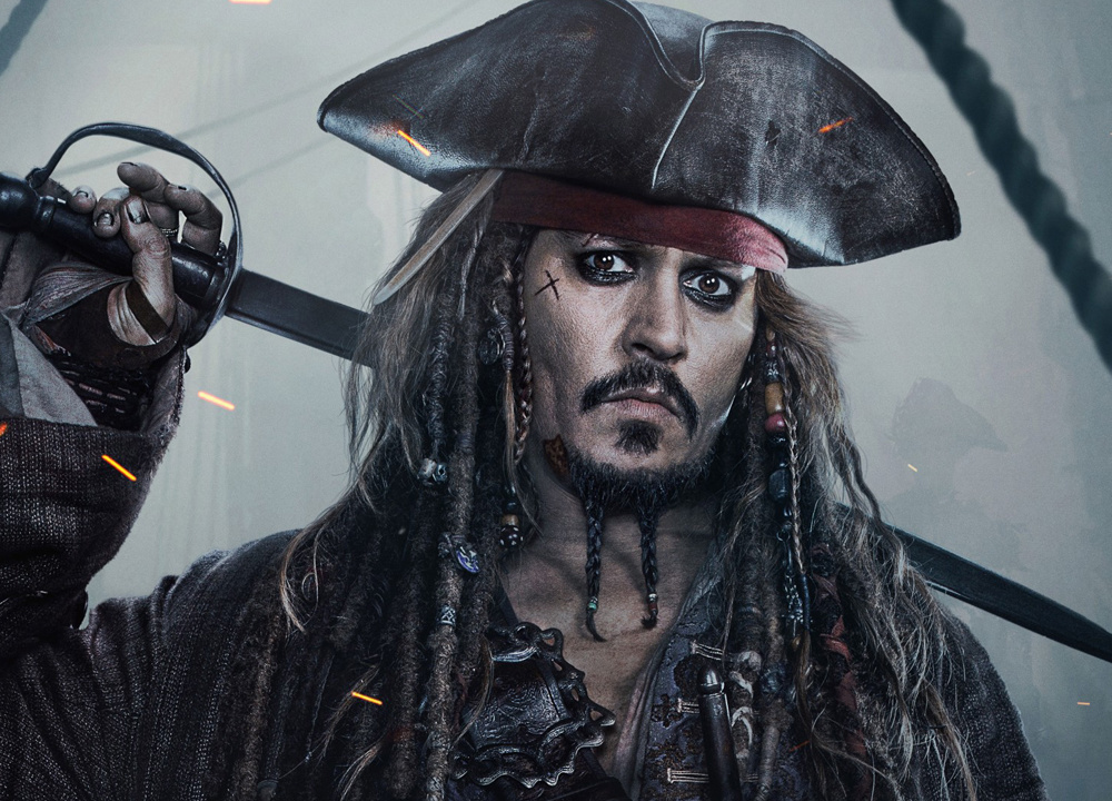 加勒比船长 杰克·斯派洛重磅回归