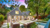 Luxury Home | 比弗利山当代温馨小宅~2262 Beverly Glen Pl, Los Angeles(洛杉矶 / 加州)