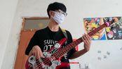 【贝斯】ONE OK ROCK-Deeper Deeper (bass cover)