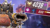 【守望先锋】Cyx:stomping a low sr game against kuhi (Overwatch)