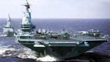 美军核航母全速逼近,两国成高危目标!俄20多艘战舰出港迎敌