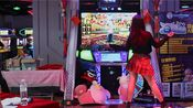 E舞成名跳舞机 icy-ITZY上机 10.1比赛视频 花式疯狂模式