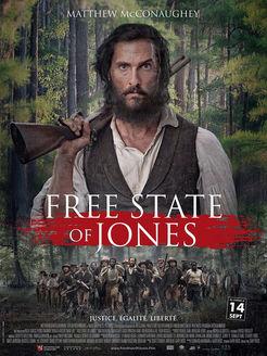 琼斯的自由国度(战争片)