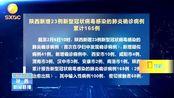 截至2月5日10时,陕西新增23例确诊病例累计165例