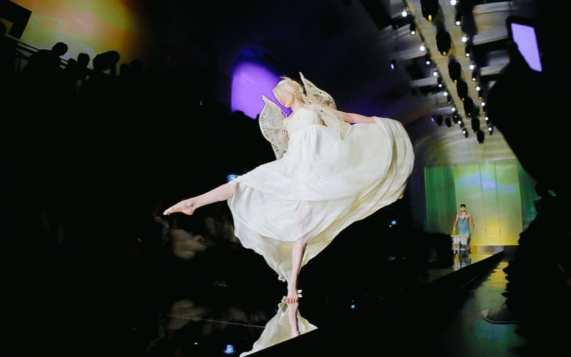 Coco Rocha × Jean Paul Gaultier ( fw 11 HC - ss 17 HC )