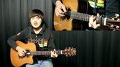 《奇妙能力歌》陈粒C调女生版酷音小伟吉他教学