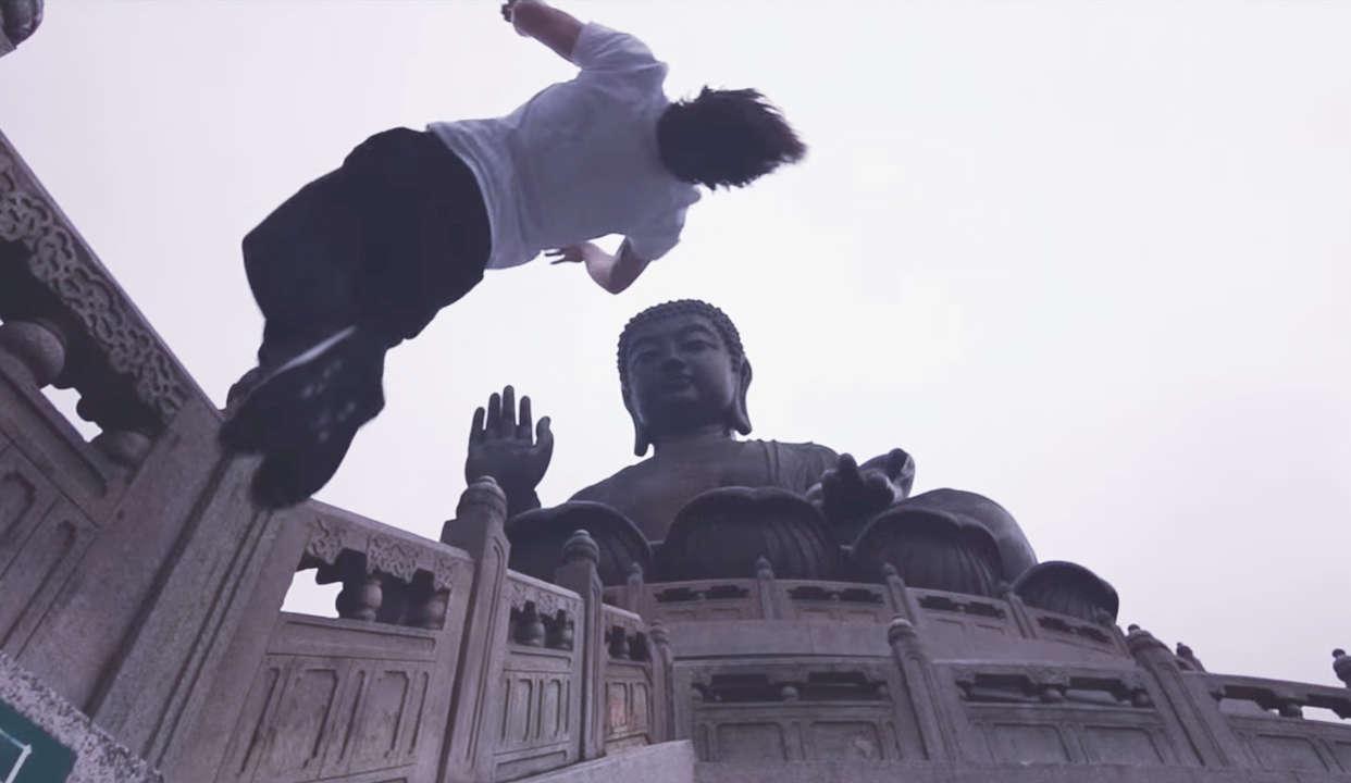 香港,跑酷达人游乐场