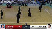 Chihiro OBA -eM Chinatsu MURAYAMA - 58th All Japan Women KENDO Championship - F