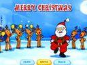 英文儿歌大全_开心圣诞歌 Fun Christmas Song_童话故事大全www.42111.com