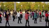 陈霁娴 广场舞 舞女泪14步