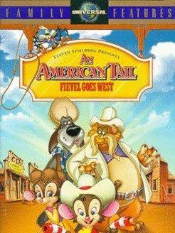 美国鼠谭2(西部历险记)