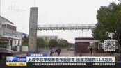 上海中芯学校寒假作业涉黄 出版方被罚11.5万元