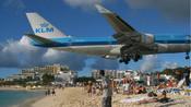 谢幕之旅!波音747告别加勒比海圣马丁岛-大千世界-菠萝侦探社