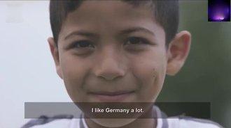致敬国足对手:叙利亚难民营走出足球神童
