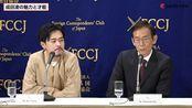 成田凌、活弁の一節を生披露!外国人記者から拍手喝采 映画『カツベン!』外国特派員協会記者会見【生肉】