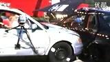丰田凯美瑞 vs 大众帕萨特 碰撞试验
