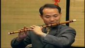 《欢乐歌》,张斌笛子演奏
