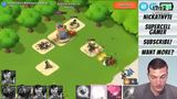 Boom Beach Ep. 16 Real Player Bases!