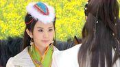 隋唐英雄:梨花有意嫁给薛丁山,岂料出言不逊,惹恼了伯母