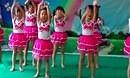 幼儿园中班舞蹈 可爱的蓝精灵 【幼儿园舞蹈教学视频专辑】