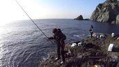 【長崎のクロ釣り】男女群島で出会ったダイワフィールドテスター岡田建治さん