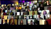 埃里克·惠特克:一个2000人的虚拟唱诗班高声歌唱