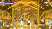 【Show Champion/音乐现场合集 - 191002】TWICE - Feel Special 第一个一位