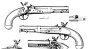 【kiTii产品】M1836/1824 pisto by R. Johnson
