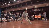 【popping】太喜欢他的风格了 Boogie Tie (TWN) - Judge Showcase - NTU Funk Jam 2018