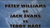 2004.03.06 CZW Overdrive - Jack Evans vs. Petey Williams vs. Teddy Hart