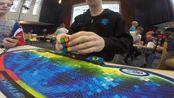 Feliks Zemdegs 6.38 Official 3x3 Average