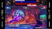 街霸5:嘉米VS将军,Mago最后反胜多古拉激动得将台子都要拍坏了