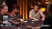 【斗牌德州扑克】Tom Dwan 河牌这call有毛病吧?