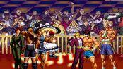 Mugen - Boxing Team vs. Muay Thai Team - 拳擊隊 vs. 泰拳隊