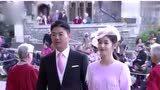 懒理风波!刘强东夫妇出席英国皇室婚礼章泽天被错认日本公主