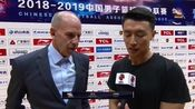 【CBA演武场】CBA第十轮:新疆vs吉林-教练采访