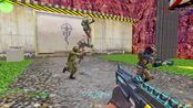 Counter-Strike: Zombie Escape Mod - ze_MILF_Escape_Facility_v4(CS1.6生化大逃杀)
