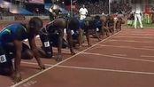 博尔特的大师兄, 百米只需9秒72, 苏炳添估计不是他对手