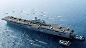 """中国继双航母之后,又迎来4万吨""""准航母"""",终于不必藏着掖着了"""