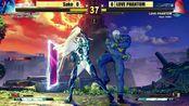 【街霸5】Sako (赛斯) vs LOVE PHANTOM (尤里安)