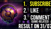Nerf MIRACLE Arc Warden Please - 8 Slotted Boss vs 8K MMR Carry 7.22 Dota 2