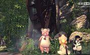【初雷】剑灵新时装咕哩哩粉红色的猪时装展示