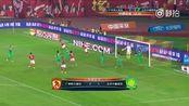 保利尼奥绝杀郑智染红 广州恒大2-1北京国安