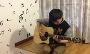 吉他弹奏 《愿樱》 by董泽亮