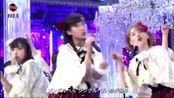 【FNS歌谣祭】Aqours x AKB48——「铃儿响叮当 / ジングルベル」