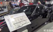 【机车联盟】车展实拍2012款雪佛兰 克尔维特ZR1新车