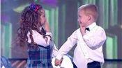 英国达人秀 小孩舞蹈组合震撼评委