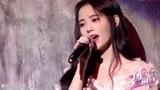 鞠婧祎现场演唱《叹云兮》展现唯美古风